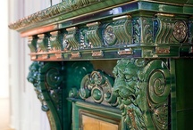 Fireplaces & Screens / Fireplaces, mantels, surrounds and fireplace screens of all kinds.