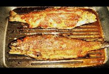 Dania z ryb - fish dishes