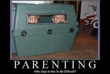 Sarcastic Parenting