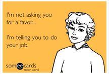 Work Funnies.