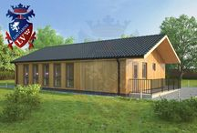 Timber Frame Classrooms / Logcabins.lv have the experience to offer a full turnkey solution for your school or academy. Our timber clad fully insulated, full building reg classrooms cannot be beaten on price or quality. Please call www.logcabins.lv