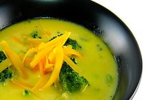 Chedder & Broccoli Soup!