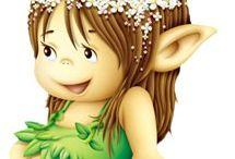 cutie cute fairies