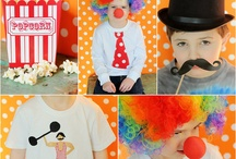 Circus Fun.... / by Kate