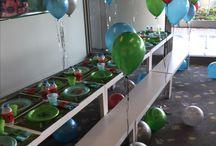 Mert's Minecraft Birthday Party