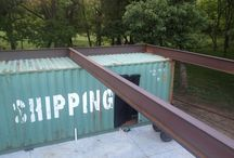 converting shipping containers