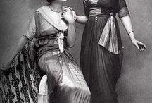 Moda años 1910s