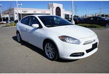2013 Dodge Dart SXT Sedan / MSRP: $20,875  DISCOUNT & REBATE: -$2,660  Adjusted Price: $18,215  Bodystyle: 4 door Sedan Engine: 2.0L I-4 cyl Transmission: 6-Speed Automatic Ext. Color: Bright White Int. Color: Black/Light Diesel Gray