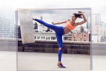 SWEAT IN STYLE / Fashion for Fitness