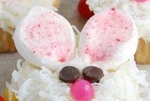 Nursery school Easter snack