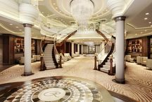 Seven Seas Explorer / Seven Seas Explorer is the fourth addition to the Regent Seven Seas fleet and is set to commence her service for the luxury cruise line in summer 2016.  Our Seven Seas Explorer Pinterest board takes a look inside this floating palace.