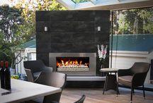 Fireplace ideas / Project Valbonne