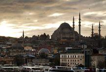 Süleymaniye Camisi' nin Hikayesi