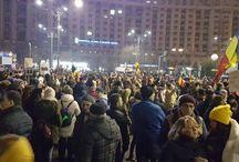 Proteste  din România