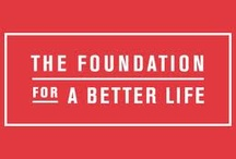 Foundation For A Better Life - Crisis Connection