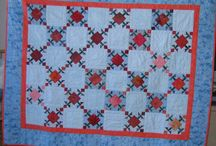 Lorraine Schmiege Quilts / Quilts I made.  Many are original designs