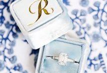 e n g a g e m e n t   g i f t s / gift ideas for the newly engaged couple.
