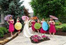 Paper Parasols / Stylish paper and bamboo parasols and shade umbrellas for weddings, bridal accessories, birthday gifts and home/garden decoration.