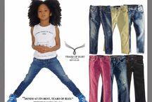 kids Denim / Cool Kids Denim Jeans