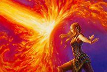 GOTNW: Silver Dragon - Rhiannon