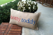 Hotty Toddy / by Tricia Hutto