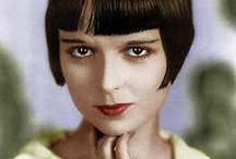 Celeb: Louise Brooks / by Michelle Wood-Capolino