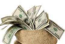 Money / Tips on how to budget, reduce debt, and live frugally!   / by Marilee Cantelmo