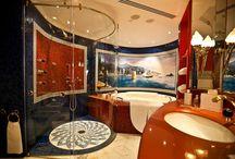 Personal bathroom