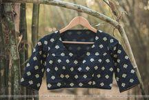 E&G April 2017 blouse Collection