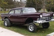 Gassers / Old Gassers / by Dallas Dudding Sr.