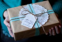 Gift Wrapping/Fonts / by Kristin