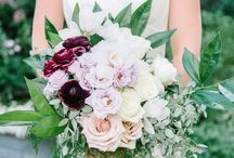 Botantical Bliss by Bride & Blossom / A beautiful wedding at the New York Botanical Gardens, photographed by Aaron & Jillian Photography