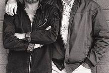 Paul Newman, Clint Eastwood & friends