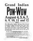 Pow-Wow Posters / by Alice Joe
