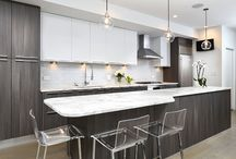 Lincoln Park Modern Kitchen & Bath on a Budget / Lincoln Park Modern Kitchen & Bath on a Budget