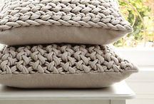 CUSHIONS | SOFT FURNISHINGS / Decor and home comforts