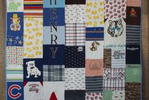 Baby Clothes Quilt / by Heather Peterson
