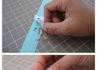 DIY - Kort & paket