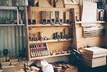 Marcenaria / Trabalhos com madeira