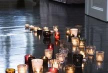 Candlelight / Candles, candle holders, candlesticks, candelabra, candlelit