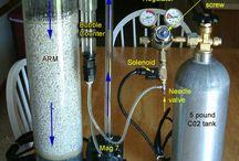 calcium reactor