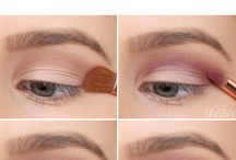Tutoriale eyeshadow❤❤❤❤❤