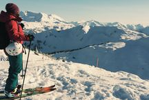 Whistler Ski Tour Trips #SummitExplores / by Summit Lodge Boutique Hotel