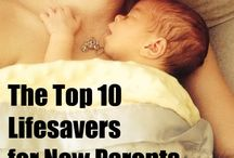 things we love for new parents. / tools, tips, and tricks of the trade.