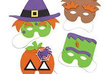 Naamiot -masks!