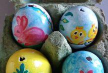 Easter in Eggs