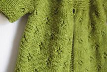 Sticka virka kläder barn Knit crochet for children