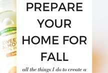 Fall Cleaning & Decluttering