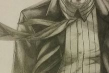 Pencil Drawings / A couple of my pencil sketches