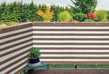 Decking privacy